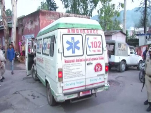 A civilian was injured in the ceasefire violation by Pakistan on Tuesday. Photo/ANI