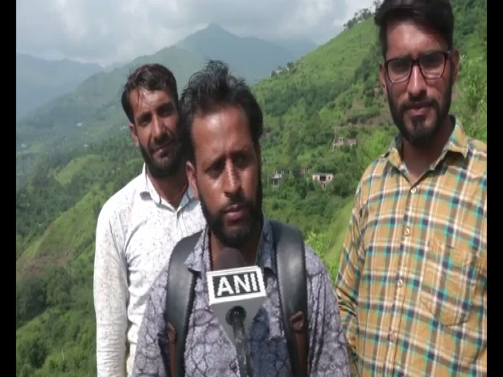 Residents of Poonch district