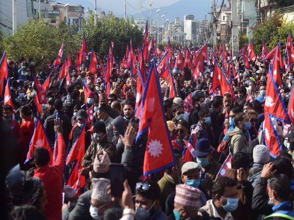Saturday's demonstration comes as a series of protest held in the past month for a constitutional monarchy.