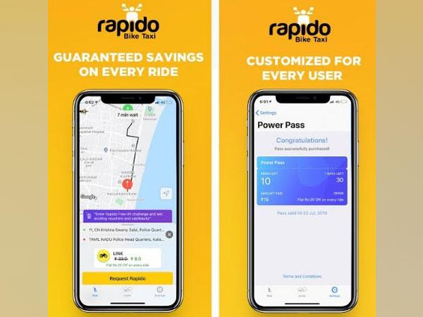 Rapido Power Pass