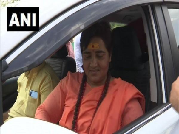 BJP MP Pragya Thakur (File Photo)