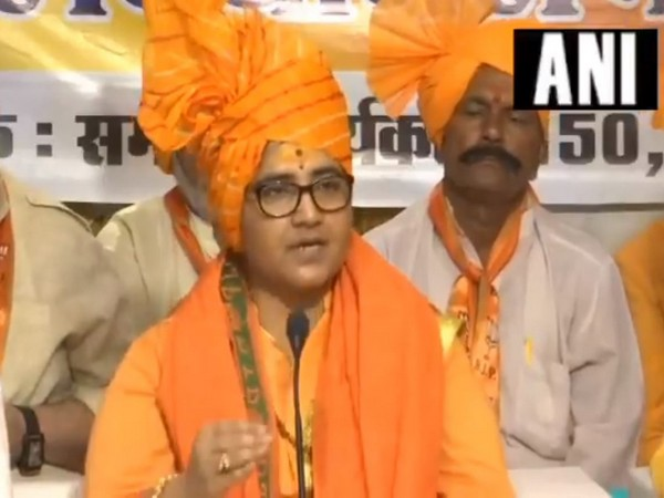 BJP leader Pragya Singh Thakur (File Photo)