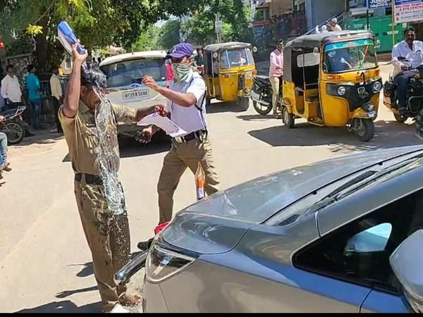 Police constable Prakash