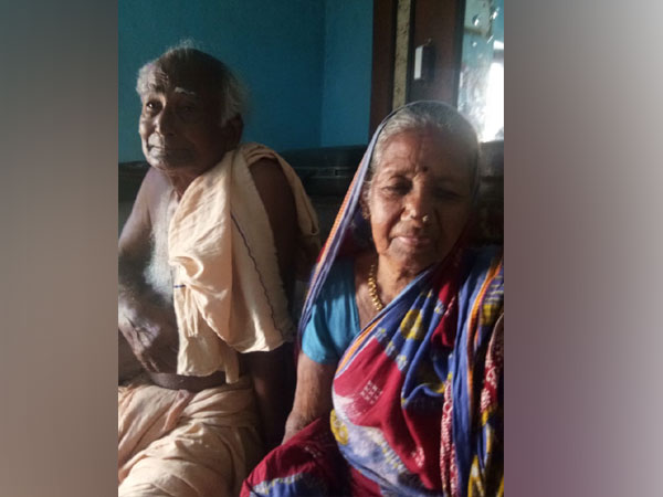Pramila Bisoi is contesting Lok Sabha election from Aska, Odisha, on BJD ticket. Photo/ANI