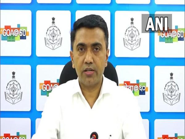 Goa Chief Minister Pramod Sawant. (File Pic)