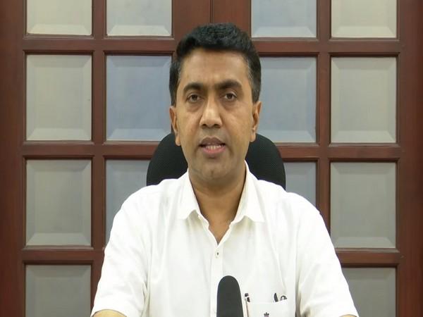Goa Chief Minister, Dr Pramod Sawant (Photo/ANI)