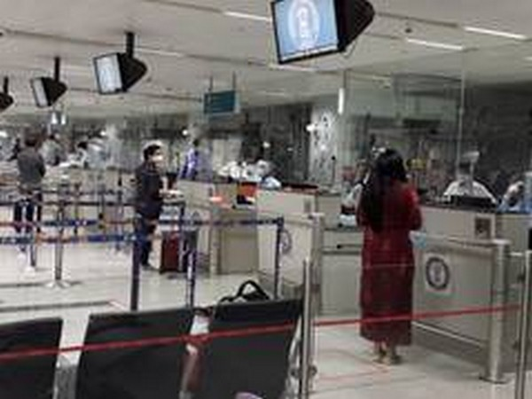 Hyderabad international airport is gearing up for post-lockdown operations.