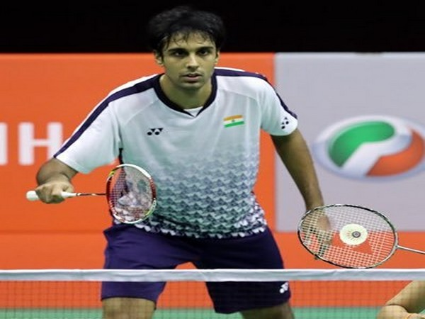 Indian shuttler Pranaav Jerry Chopra (Photo/Pranaav Jerry Chopra Twitter)