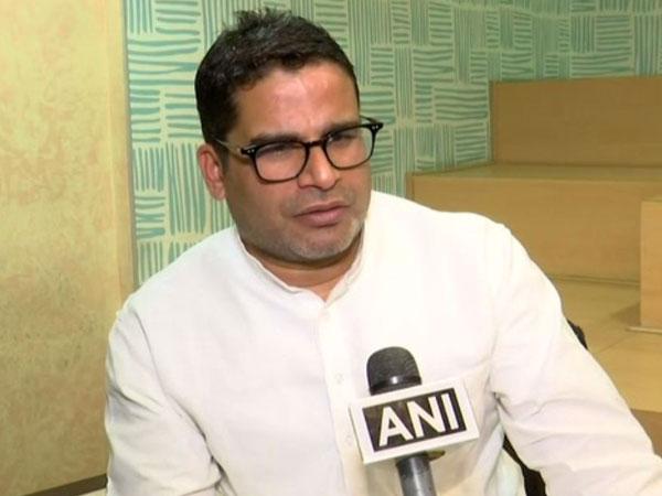 JD-U vice president Prashant Kishor (File photo)