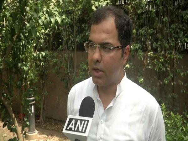BJP MP Parvesh Sahib Singh Verma (File photo)