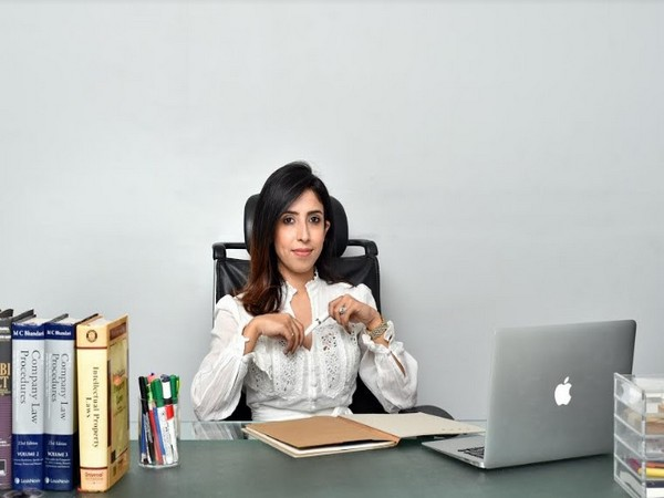 Advocate Prerna Obeori Narula, Founder and Managing Partner, Lex Mores