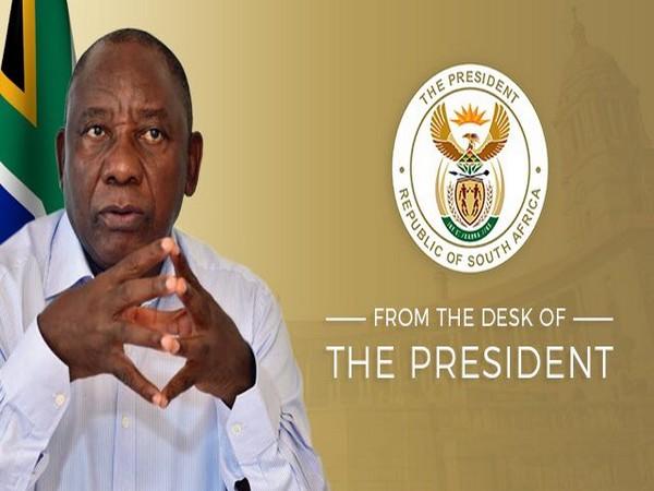 President of South Africa Cyril Ramaphosa (Photo/Credit: Twitter/@CyrilRamaphosa)
