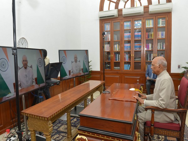 President Ram Nath Kovind while addressing a Conference on implementation of National Education Policy in the Union Territory.