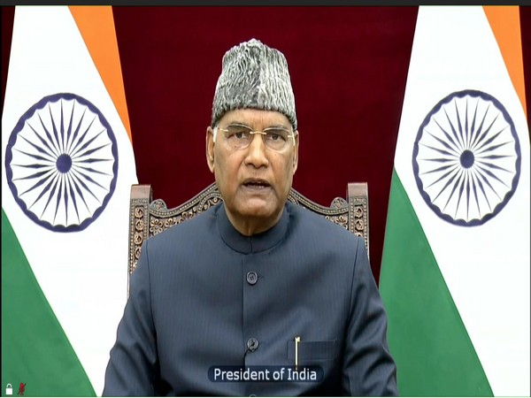 President of India, Ram Nath Kovind (Photo: ANI)