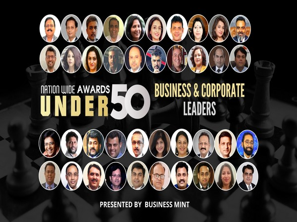 Nationwide Awards under 50 Business & Corporate Leaders - 2021