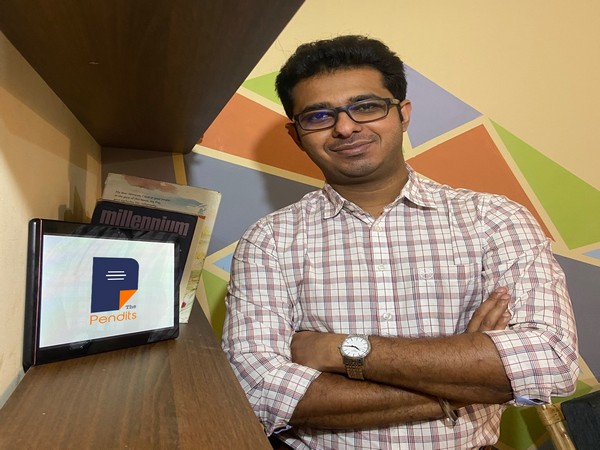 Neil Philip, founder of The Pendits