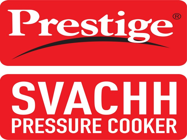 Prestige Svachh pressure cooker logo