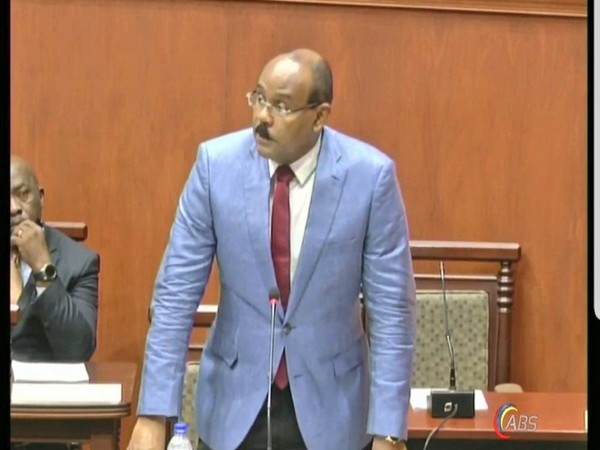 Prime Minister of Antigua and Barbuda Gaston Browne