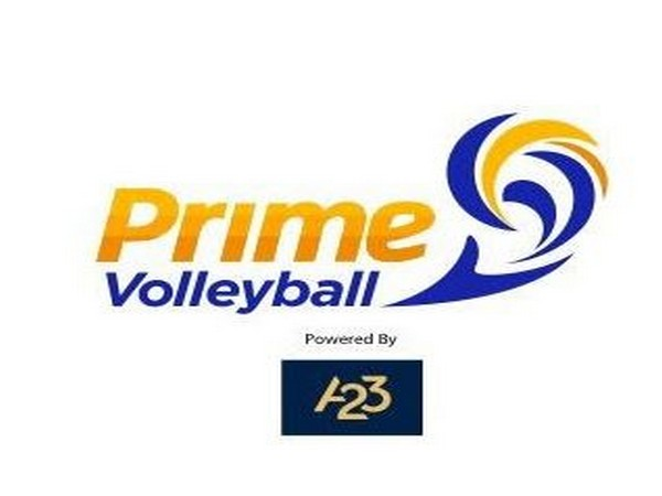 Prime Volleyball logo