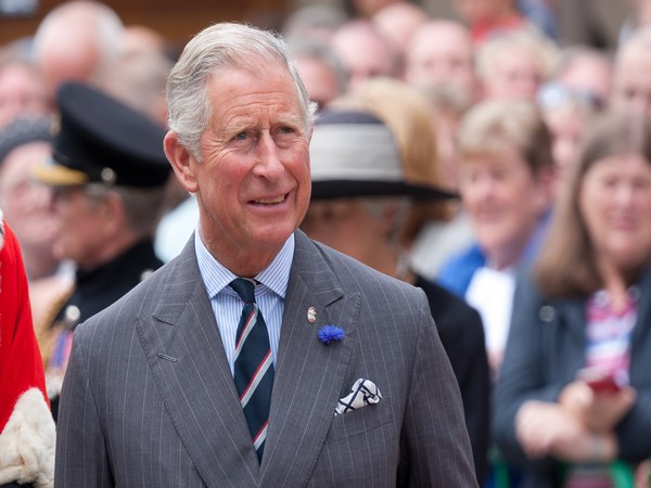 Prince Charles of Wales (File pic)