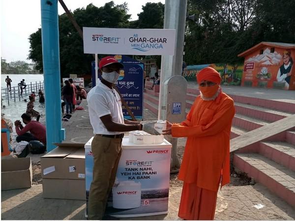 Prince Pipes brings Holy Ganga closer to all for Maha Kumbh