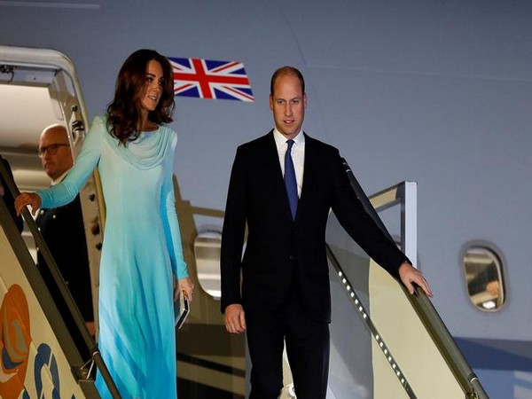 Duke and Duchess of Cambridge, Prince William and Kate Middleton arrived in Pakistan on Monday.
