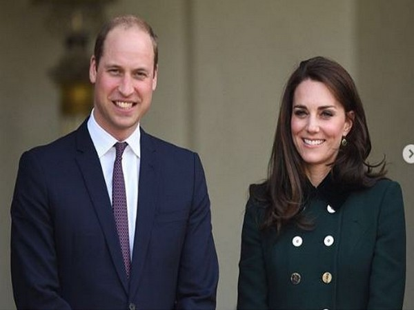 Britain's Duke and Duchess of Cambridge, Prince William and Kate Middleton