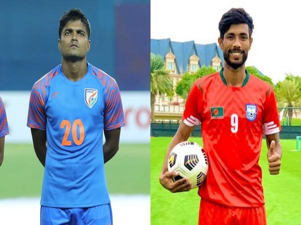 Pritam and Jibon (Photo/ AIFF)
