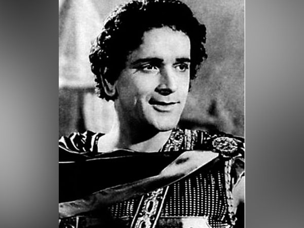 Late actor Prithviraj Kapoor