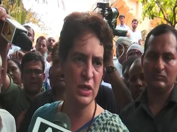 Congress leader Priyanka Gandhi Vadra (File Image)
