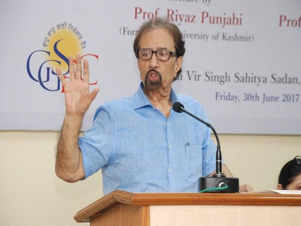Prof. Riyaz Punjabi