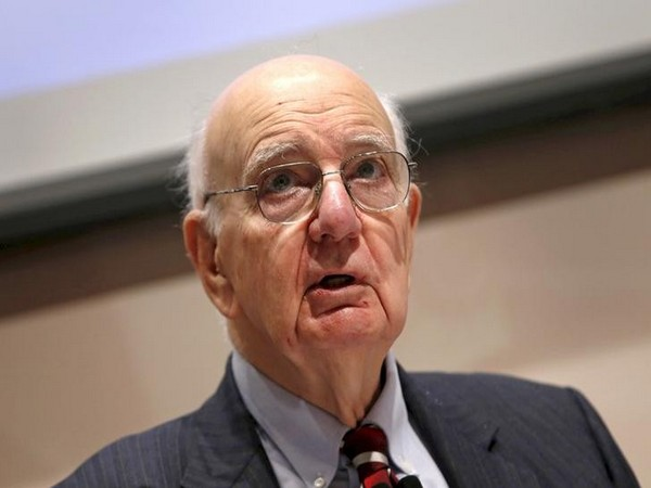 Former chairman of US Federal Reserve Paul Volcker (File photo)