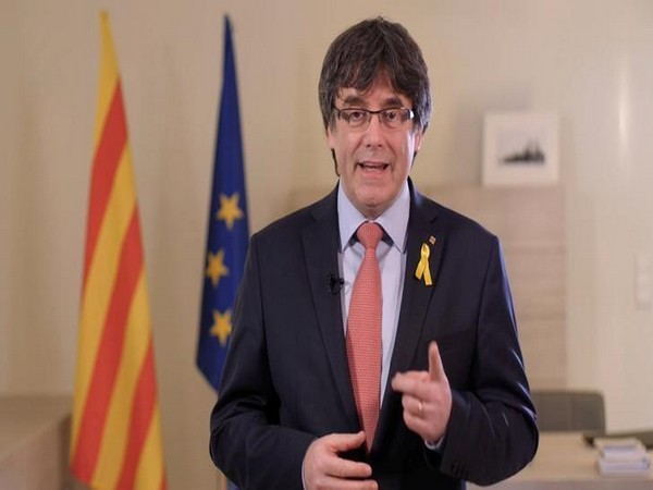 Ex-Catalonia chief Carles Puigdemont (File Photo)