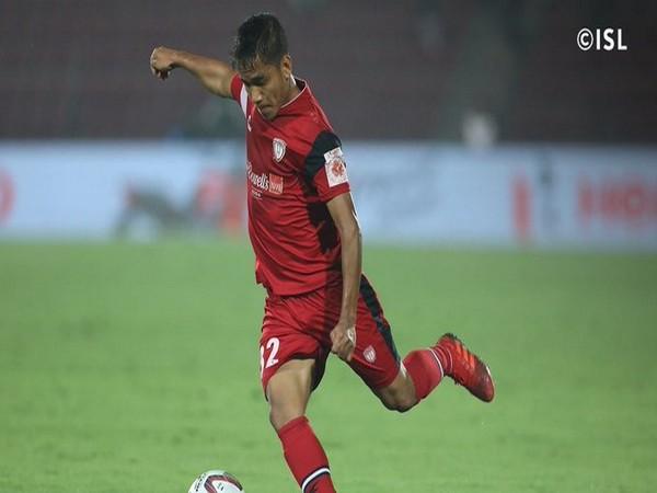 Midfielder Lalthathanga Khawlhring. (Photo/ISL Twitter)