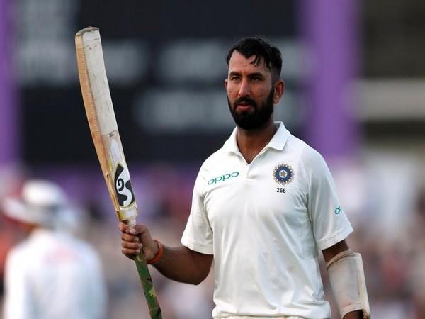 Indian top-order batsman Cheteshwar Pujara
