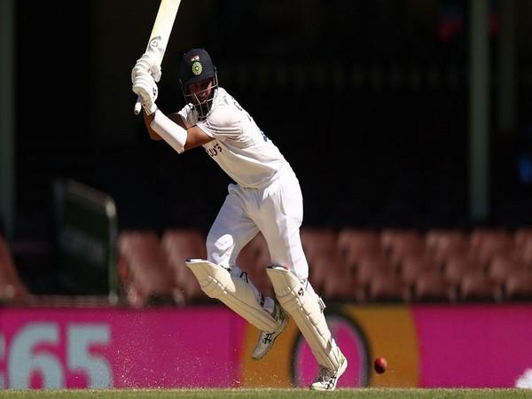 India batsman Cheteshwar Pujara (Photo/ ICC Twitter)