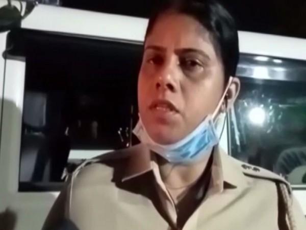 Namrata Patil, DCP, Pune city police (Photo/ANI)