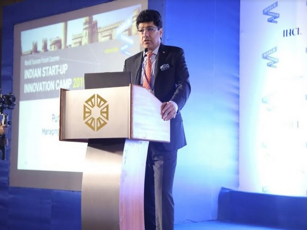 Puneet Chhatwal, Managing Director and CEO, The Indian Hotels Company