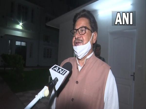 Congress leader PL Punia (File Pic)