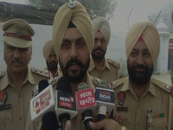 DSP Varinderjeet Singh Thind of Nabha Jail in Patiala