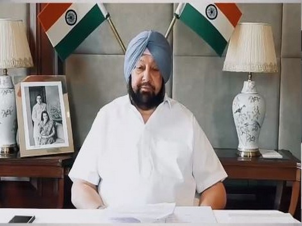 Punjab Chief Minister Captain Amarinder Singh. (File Photo)