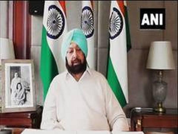 CM captain Amarinder Singh slamming BJP over their reprehensible statements against farmers