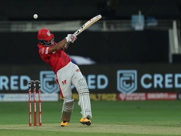 Kings XI Punjab skipper KL Rahul (Photo/IPL Twitter)