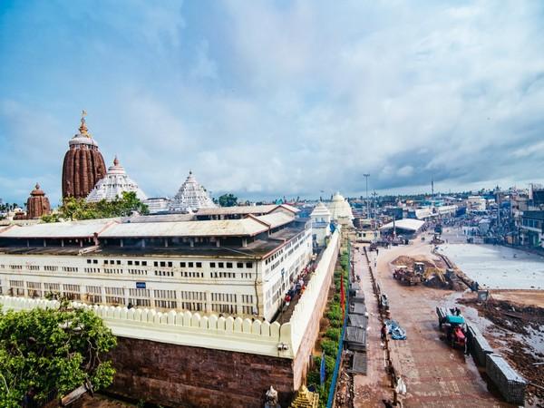 Jagannath Temple in Puri (File photo)
