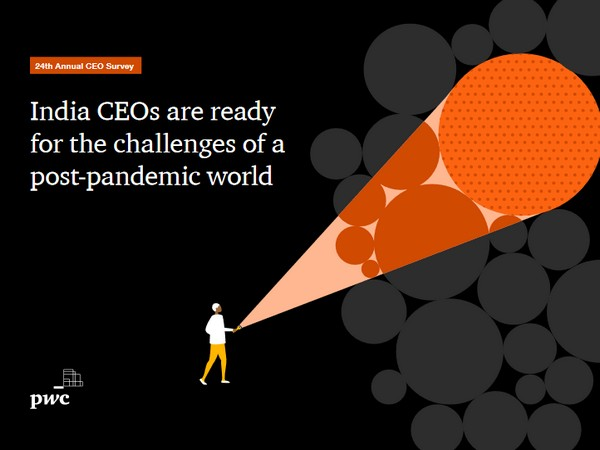 A total of 60 CEOs from India participated in the survey conducted over Jan and Feb