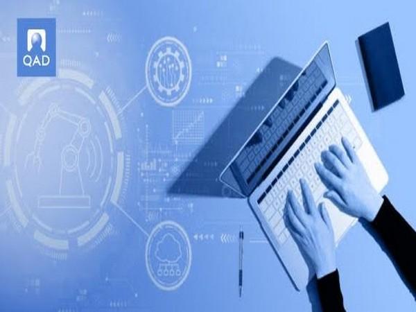 QAD Adaptive ERP Solution