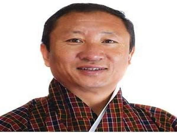 Bhutan Foreign Minister Tandi Dorji.