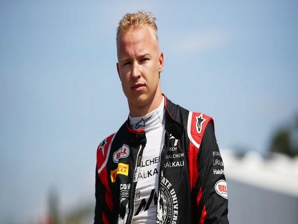 Russian Nikita Mazepin (Photo/ Formula 1 Twitter)