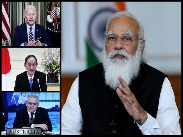 Leaders at the Quad summit (File Photo)