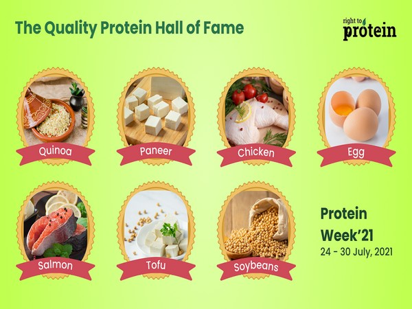 Quality Protein - Hall of Fame by Right To Protein